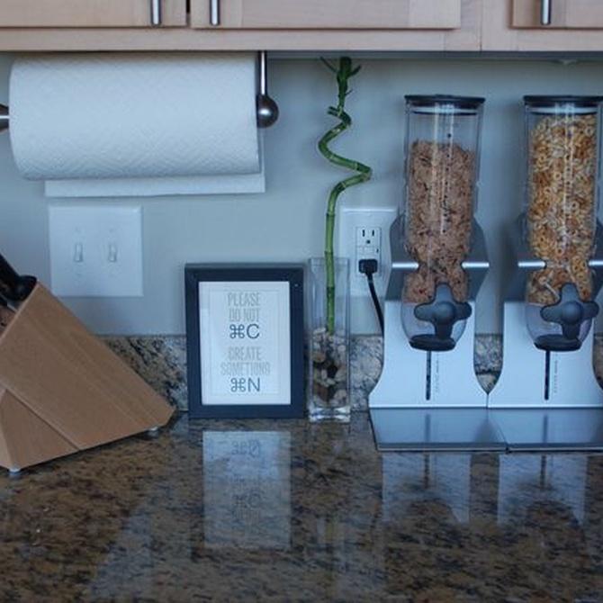 Consejos para limpiar el mármol de la encimera de tu cocina