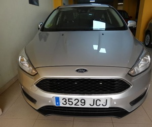 FORD Focus 1.6 TDCi 115cv Edition AÑO 2015
