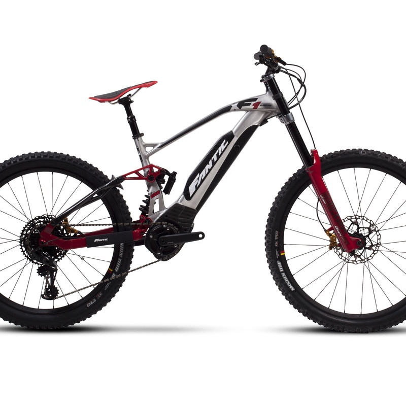 ENLACE WEB A LA PAGINA OFICIAL FANTIC 2021:  de E-Bike Guadarrama