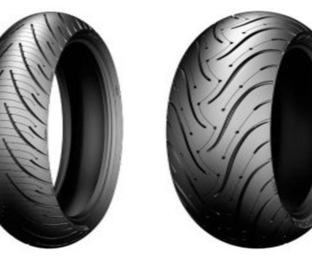 Cuándo cambiar los neumáticos de la moto (II)