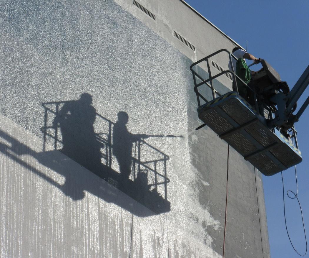 La limpieza en altura con la máxima seguridad