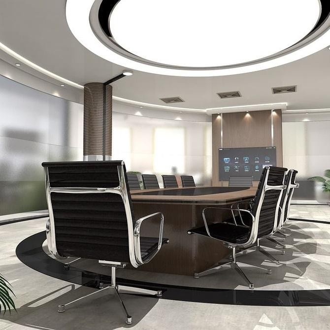 La decoración corporativa en oficinas