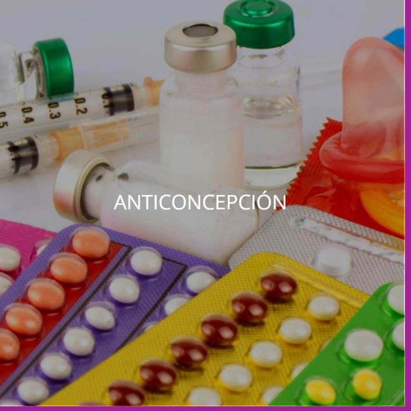 Anticoncepcion: Servicios  de Clínica Buenavista
