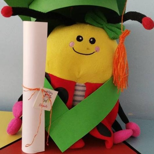 Preparados para la graduación