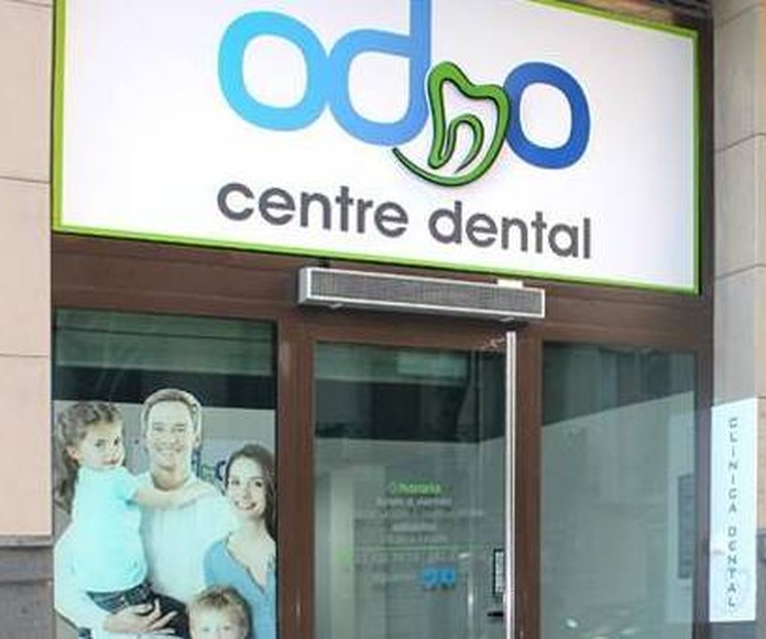 Clinicas dentales en Sant Martí Barcelona|centre dental oddo