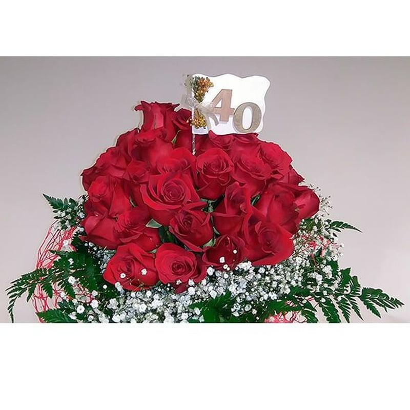 Flores para ocasiones especiales: Productos de FLORISTERÍA CASA BASUSTA