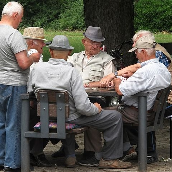 Aspectos que influyen en el bienestar de nuestros mayores en una residencia