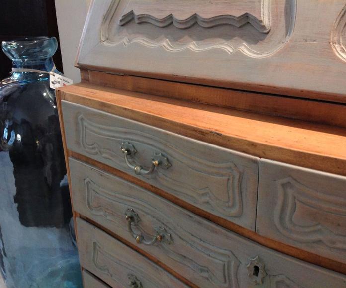 Restauración escritorio/bureau: Catálogo de Ste Odile Decoración