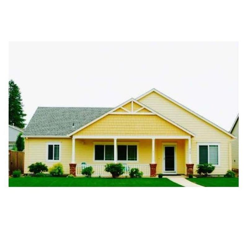 Terry (128 m2): Casas de madera de 5SCC Casas de Madera