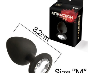 PLUG ATTRACTION Nº48 M NEGRO