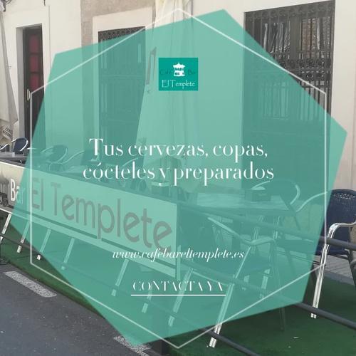 Bares de tapas Peñaranda de Bracamonte | Café - Bar El Templete