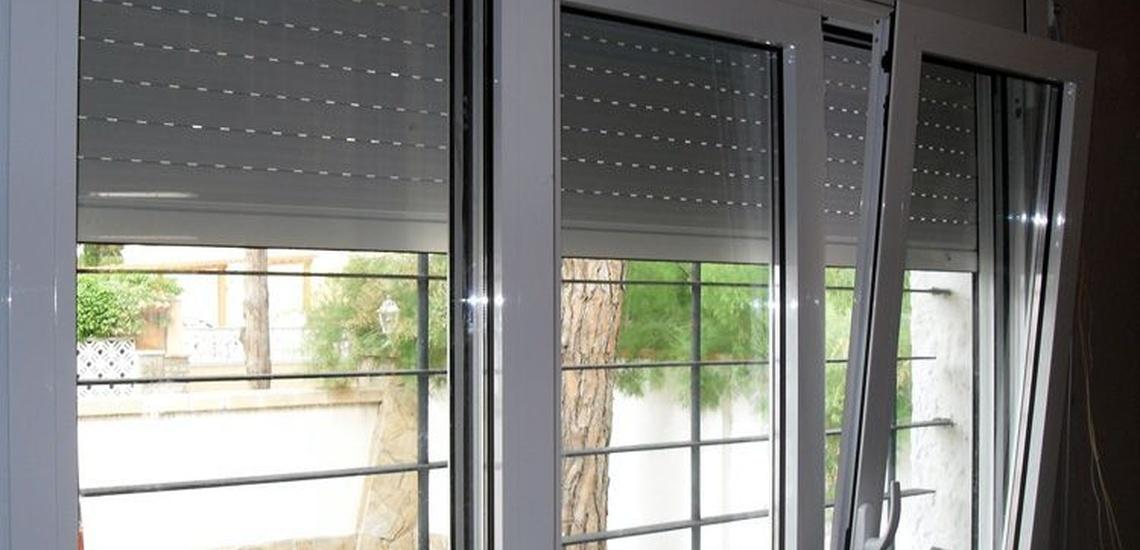 Ventanas de aluminio en Castelldefels