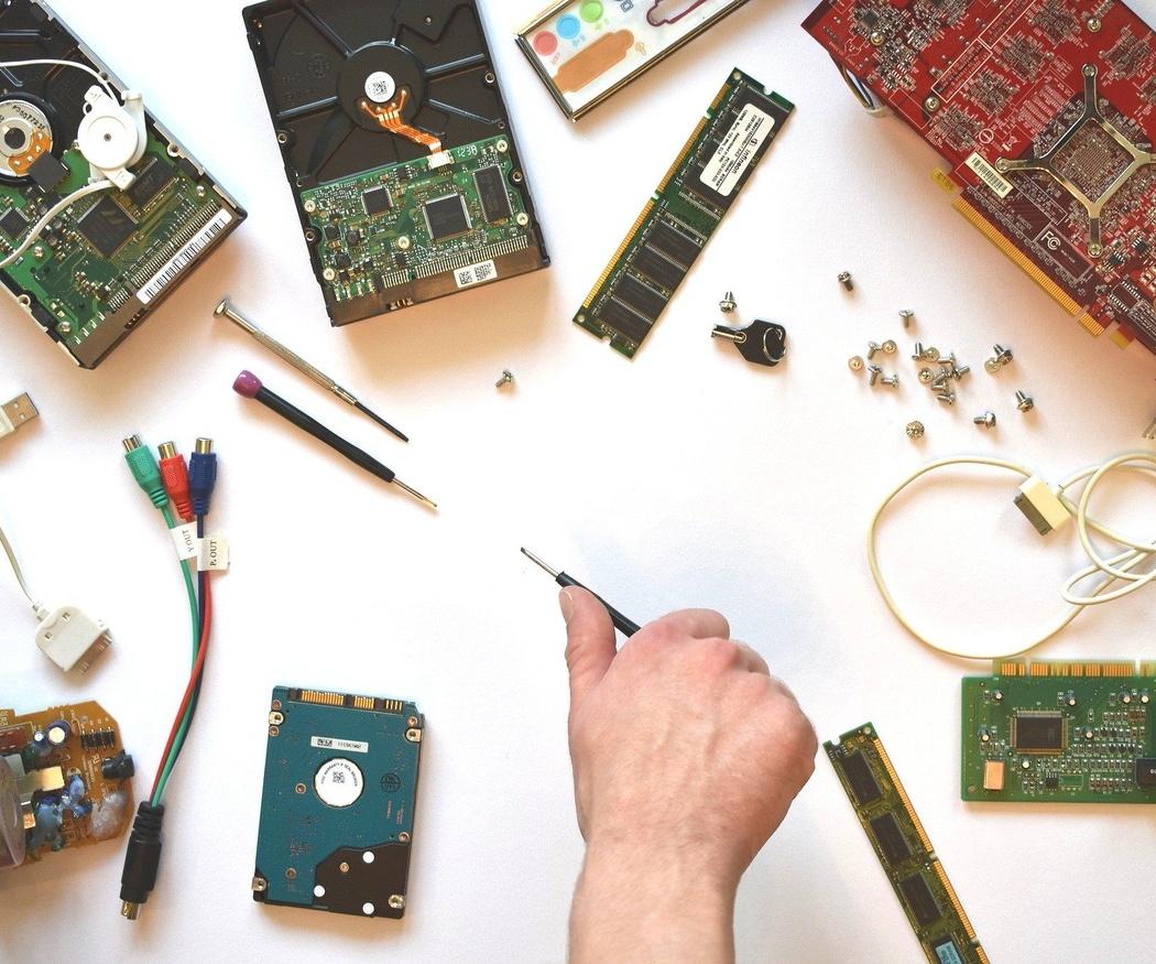 ¿Por qué reciclar la chatarra electrónica?