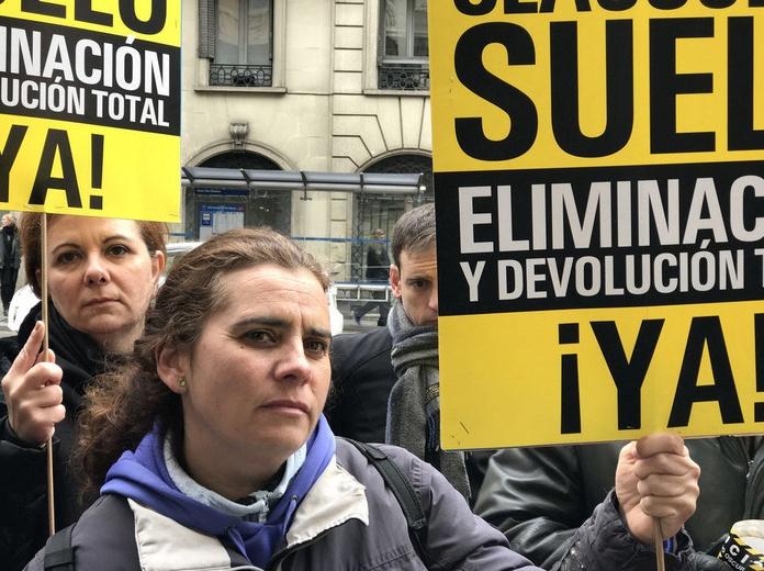 40.000 familias asturianas podrán reclamar a los bancos la devolución de las cláusulas suelo