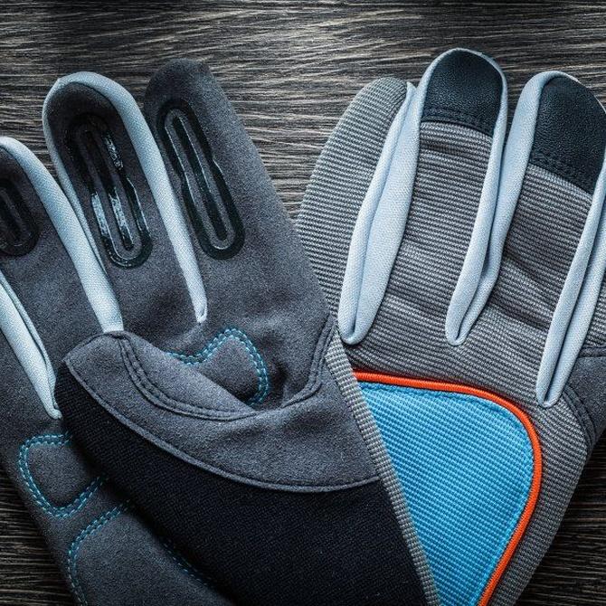 Cómo elegir los guantes de seguridad que necesitas para tu trabajo