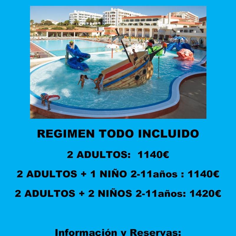 Hotel Belive Palmeiras Village  4*: Ofertas de Viajes Global Sur