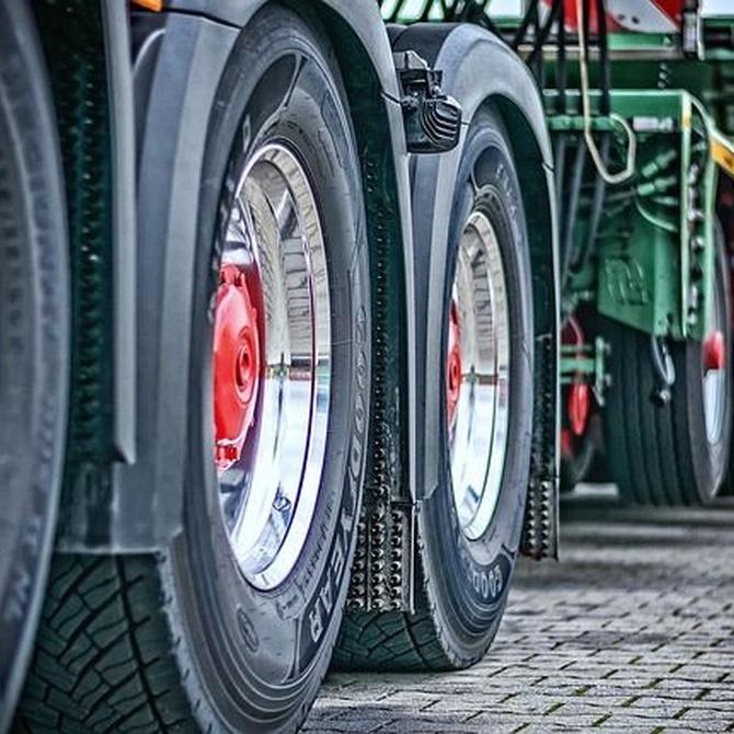 El origen de los neumáticos