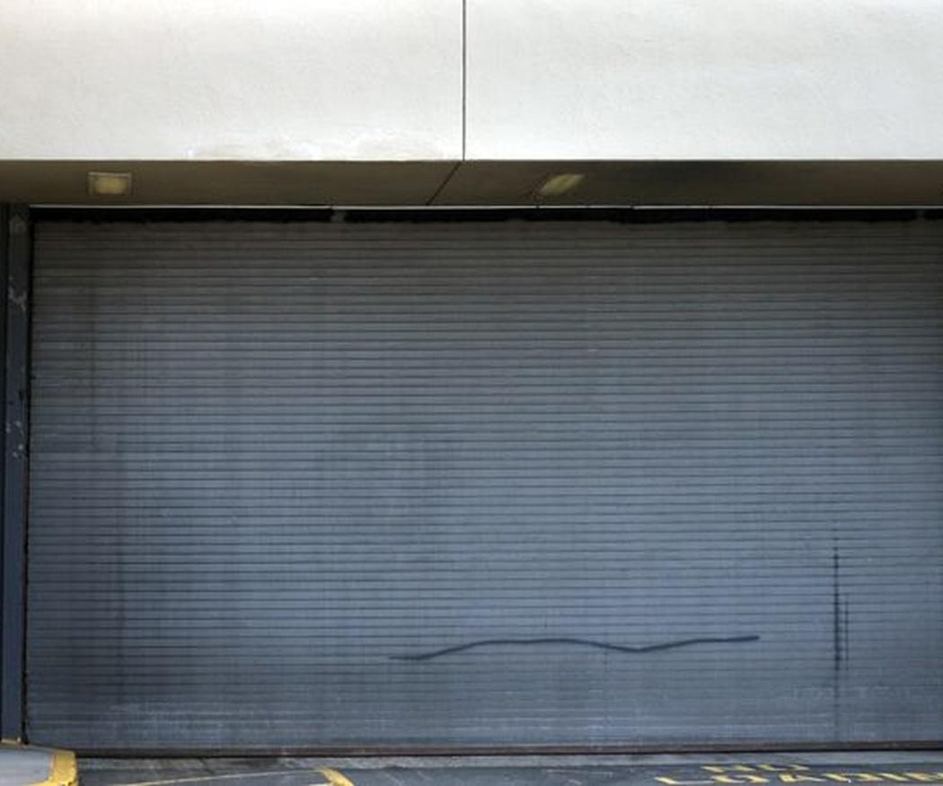 El mantenimiento de la puerta del garaje