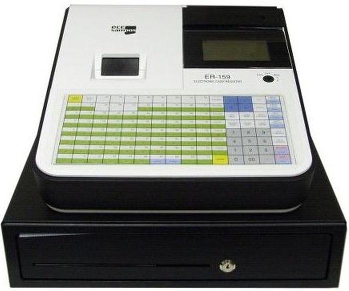 ECR SAMPOS ER-159: Productos y Servicios de Inosca