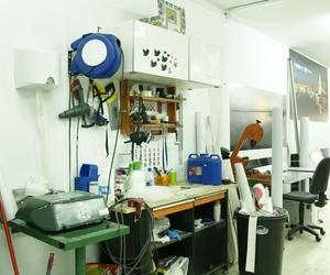 Imprenta especializada en rotulación en Sevilla