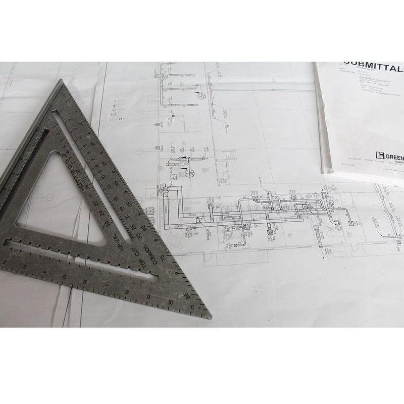 Gestión integral de proyectos: Servicios  de Arquitectura e Ingeniería Planta Gráfica Estudio
