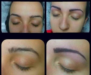 Diseño, depilación y maquillaje de cejas