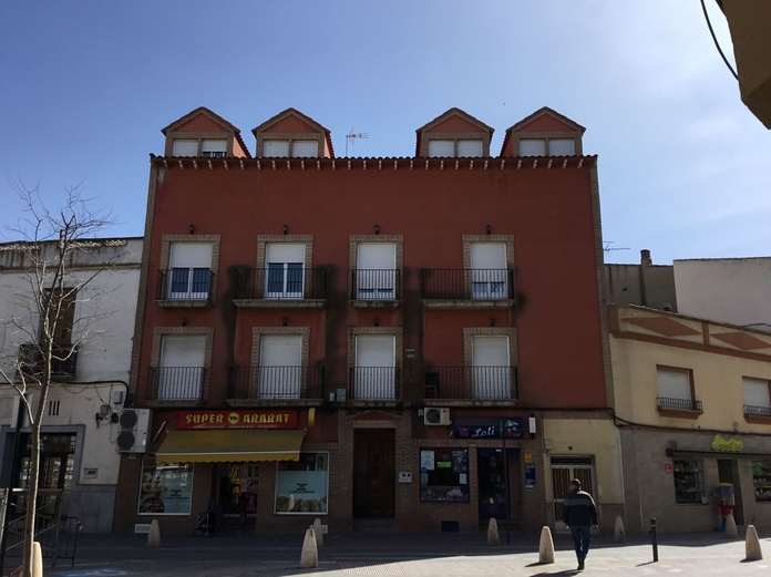 Venta de piso en Plaza Cervantes: Inmuebles Urbanos de ANTONIO ARAGONÉS DÍAZ PAVÓN