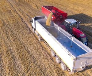Transporte de cereales y abonos
