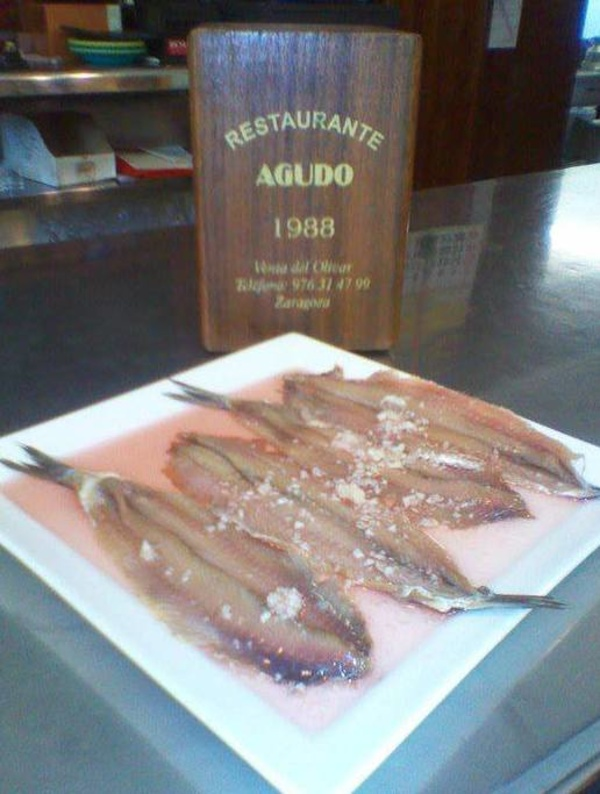 Comer Salmueras Zaragoza