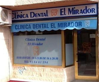 Implantes dentales: Servicios de Clínica Dental El Mirador