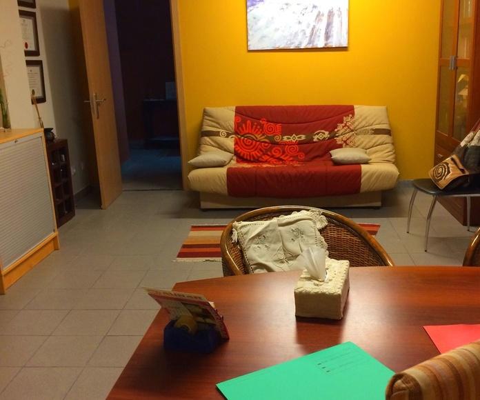 Terapia infantil : Terapias de Psicología y Psicoterapia - Dra. Inmaculada Jáuregui