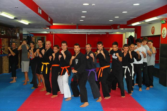 Equipo Kenpo karate