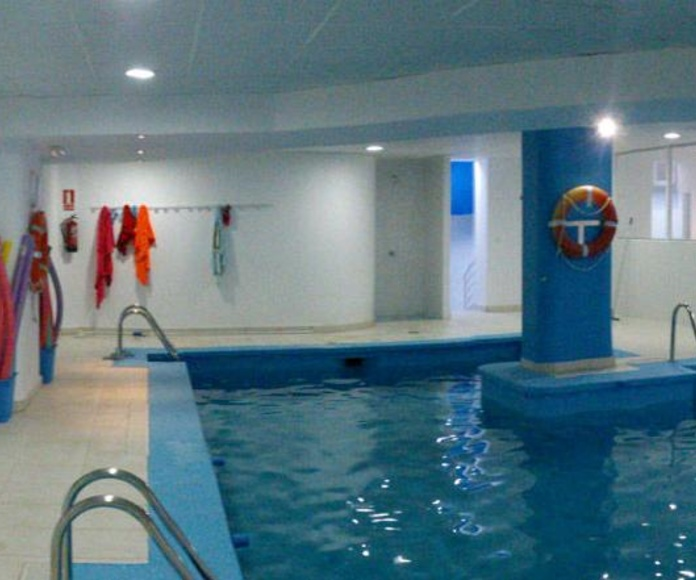 Aquagym: Actividades de Escuela de Natación Baby Fusión