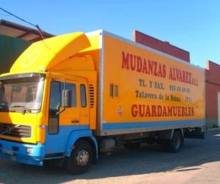 Alquiler de camiones con conductor