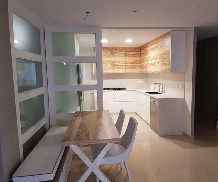 Reforma integral de vivienda : Servicios de Construcciones Mira & Armero S.L