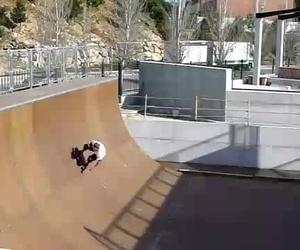 Juanpe Vida Nuevo (half pipe) Skatepark de Málaga