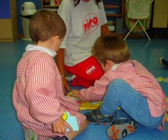 SALUD EN LA ESCUELA: Servicios y Actividades de Escuela Infantil Pippo
