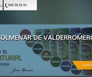 Venta de jalea real en Guadalajara | El Colmenar de Valderromero