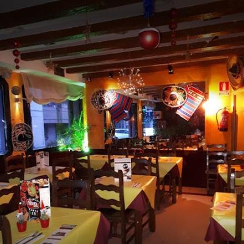 Auténtica comida mexicana en Madrid