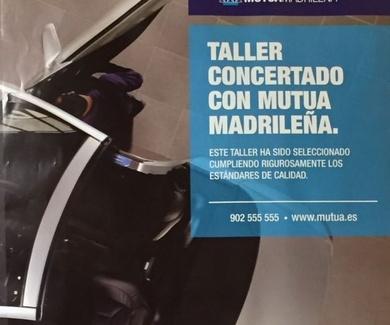 TALLER MUTUA MADRILEÑA