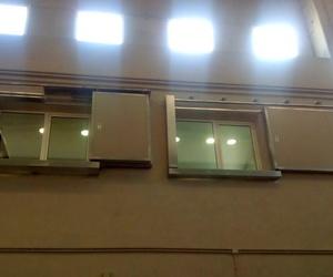 Puertas cortafuegos y ventanas corredizas contra incendios
