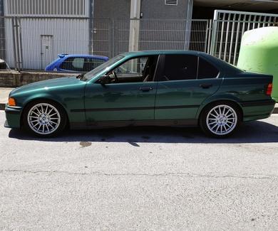 BMW E36 - NJT Coilovers