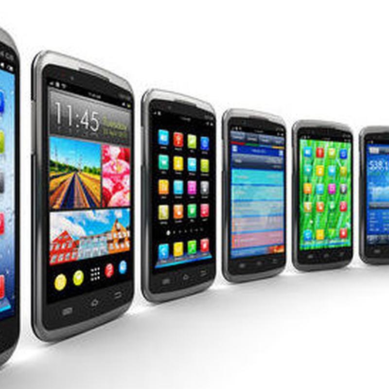Venta de dispositivos móviles enGuadalajara