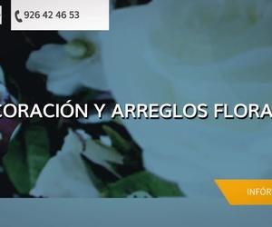 Arreglos florales en Puertollano: Díaz Floristas