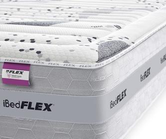 Bases Articuladas: Colchones de Flex Miluna