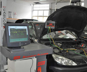 Diagnosis electrónica de sistemas