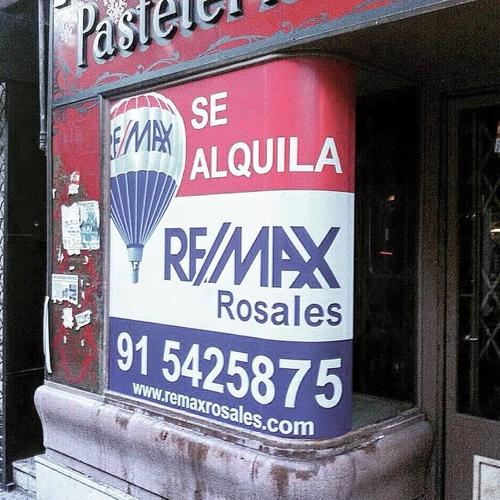 Alquiler y venta de locales comerciales en Madrid