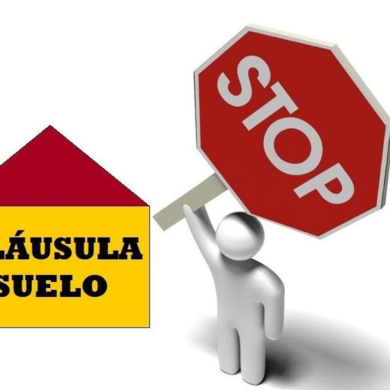 Cláusula suelo: Especialidades de Abogados Reyes & Rodríguez