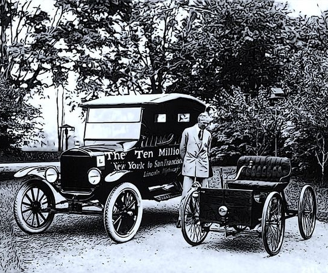 Historia y evolución del automóvil