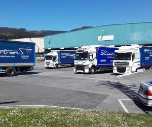 Agencia de transporte en Vizcaya